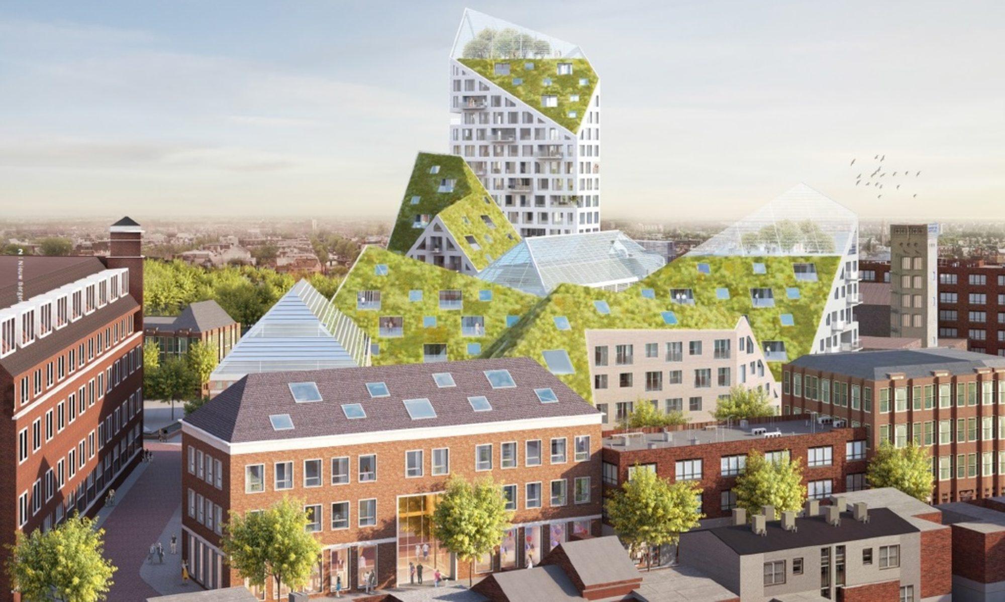 Nieuwbouw Deken van Somerenstraat, Eindhoven